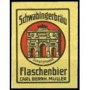 Schwabingerbräu Flaschenbier (Siegestor)