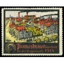 Thomasbräu München In der Gegenwart 1914 (Stadtviertel)