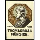 Thomasbräu München Schutz-Marke (St. Thomas)