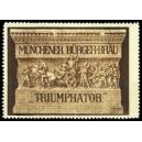 Triumphator Münchener Bürger-Bräu (Freske)