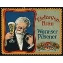 Wormser Pilsener Elefanten-Bräu