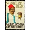 Yoghurt-Bier Waldschlösschen Brauerei Dresden