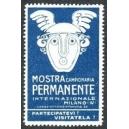 Milano Mostra Campionaria Permanente (blau gross)