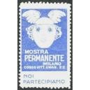 Milano Mostra Permanente (blau klein)