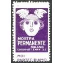 Milano Mostra Permanente (lila klein)