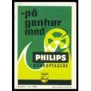 Philips Bandoptagere