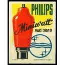 Philips Miniwatt Radioror