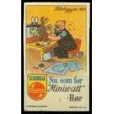 Philips Miniwatt Ror Selvbrugger 1924