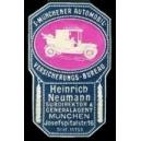 Neumann 1. Münchener Automobil Versicherungs Bureau (pink)