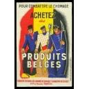 Achetez des produits Belges (3 Arbeiter)