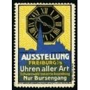 Freiburg Ausstellung Uhren aller Art