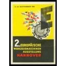 Hannover 1952 2. Europäische Werkzeugmaschinen Ausstellung