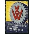 Hannover 1955 Werkzeumaschinen-Ausstellung
