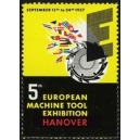 Hanover 1957 5th European Machine Tool Exhibition