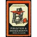 Rossmania Frister & Rossmann Berlin (WK 01)