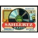 Sahlertz Radio Service Odense