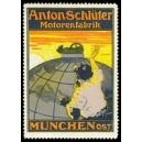 Schlüter Motoren München (WK 03 - Weltkugel)