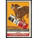 Schmid's Reichsglühstrümpfe sind unübertroffen (WK 01 - hoch)