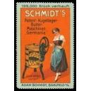 """Schmidt's Butter-Maschinen """"Germania"""""""