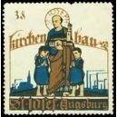 Augsburg Kirchenbau St. Josef (WK 01)