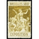 Bruxelles 1897 Exposition (gold)