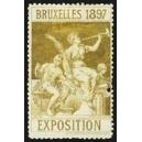 Bruxelles 1897 Exposition (gold)