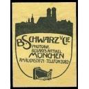 Schwarz u. Cie Photogr. Bedarfsartikel München (hellocker)