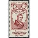 Deutscher Stenographenbund Gabelsberger (rotbraun)