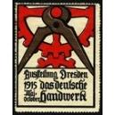 Dresden 1915 Ausstellung das Deutsche Handwerk