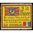A la France iles Seychelles