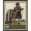 Bayern (Trachten) Niederbayern Unterdonaukreis