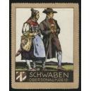 Bayern (Trachten) Schwaben Oberdonaukreis