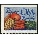 Deutsches Kalisyndikat Berlin Eßt deutsches Obst u. Gemüse