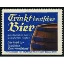 Deutsches Kalisyndikat Berlin Trinkt deutsches Bier