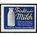 Deutsches Kalisyndikat Berlin Trinkt mehr Milch