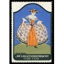 Frauentrachten 09 Revolutionstracht 1720 - 1750
