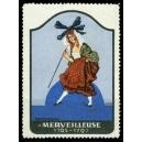 Frauentrachten 11 Merveilleuse 1795 - 1797