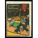Gabriel's lustiges Teufelsrad Oktoberfest 1912