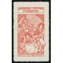 Ivancicich 1913 Krajinska Vystava (rot - ohne Druckerei)