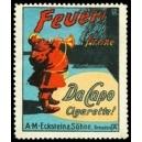 Da Capo 2 Cigarette, Feuer für eine