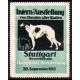 Stuttgart 1913 Ausstellung von Hunden aller Rassen (Barsoi)