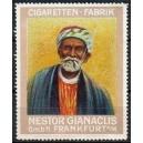 Nestor Gianaclis (alter Araber - bunt)