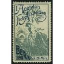 Berlin 1898 I. Acetylen Fach-Ausstellung (WK 02)