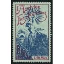Berlin 1898 I. Acetylen Fach-Ausstellung (WK 01)
