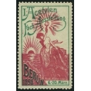 Berlin 1898 I. Acetylen Fach-Ausstellung (WK 04)
