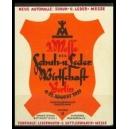 Berlin 1925 3. Messe der Schuh- und Leder-Wirtschaft