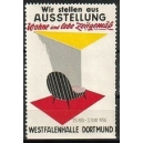 Dortmund 1956 Ausstellung Wohne und lebe zeitgemäß