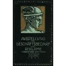 Frankfurt 1913 Ausstellung für Geschäftsbedarf und Reklame