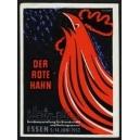 Essen 1953 Der rote Hahn