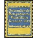 Dresden 1909 Internationale Photographische Ausstellung